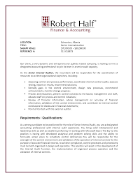 Quality Auditor Resume Internal Resume Resume Templates