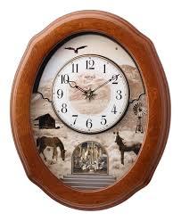 quartz with music suburban clock in berea ohio since 1953