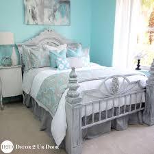 Coastal Bed Frame Shells Custom Designer Coastal Bed Scarf Bed Runner