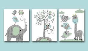 Boy Nursery Wall Decor by Baby Boy Nursery Print Nursery Wall Wall Decor