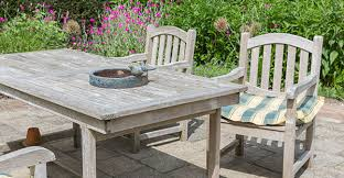 Cleaning Outdoor Furniture by How To Take Care Of Your Wood Patio Furniture This Summer