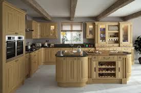 Oak Kitchen Ideas An Innova Silsden Oak Kitchen Http Www Diy Kitchens