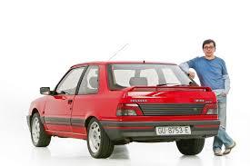 coches para el recuerdo peugeot 309 gti 1986 1993 coches