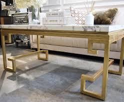 Marble Table Top Galatea White U0026 Gold Marble Coffee Table Finnavenue Com U2013 Finn