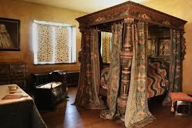 elizabethan bed elizabethan furniture pinterest royal