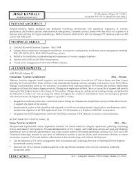 Architect Resume Samples Pdf by Technical Solution Architect Sample Resume Pl Sql Resume Sample