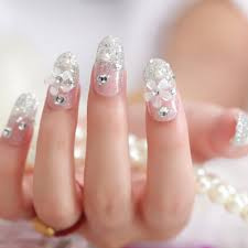 french nails diamond promotion shop for promotional french nails