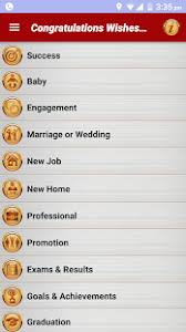 wedding wishes professional congratulations greeting cards android apps on play