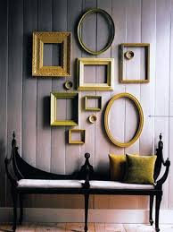 Wall Decoration Ideas Wall Decor Ideas Decorating With Ordinary Frames For Exceptional Look