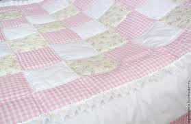 buy patchwork bedspread pale pink for the in the shabby chic
