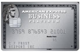 Business Platinum Card Amex Top Business Credit Cards Pointshogger