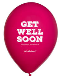 balloon delivery dc get well soon headstones are expensive balloon delivered