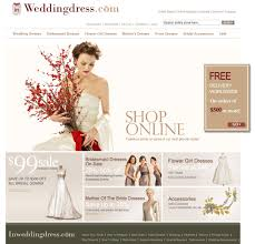 Buy Wedding Dress Online My Online Wedding Dress Buying Experience