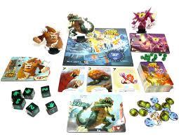amazon com king of tokyo board game toys u0026 games