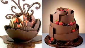 Amazing Chocolate Cake Decorating Videos pilation Top 20