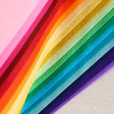 Brauntone Wohnung Elegantes Beispiel Indien Wool Blend Felt Felt Balls And Embroidery Von Benziedesign Auf Etsy