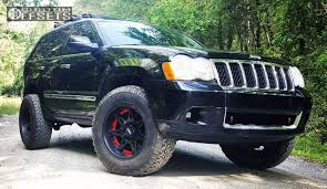 jeep grand cherokee all terrain tires 2009 jeep grand cherokee moto metal mo961 rough country body lift 3in