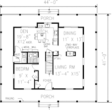 southern style house plan 4 beds 2 50 baths 1758 sq ft plan 3 144