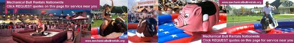 mechanical bull rental los angeles mechanical bull rentals and near you free referrals to local