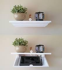 wall shelves amazon amazon com covert cabinets aspen white hg 21 gun cabinet wall