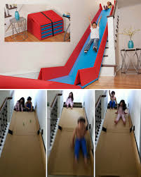 if you have a stairs at home then your children will be happy