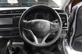 Honda Upholstery Fabric Honda Launches Updated City U2013 From Rm78 300 Full Led Headlights