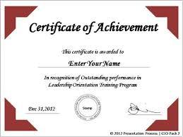 certificate templates 5