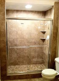 New Shower Doors Complete Shower With New Shower Door Columbia Missouri Bathroom