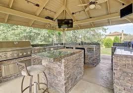 outdoor kitchen islands 37 outdoor kitchen ideas designs picture gallery designing idea