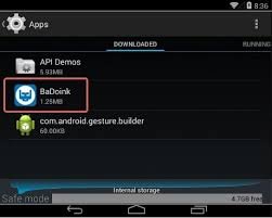 badoink downloader plus apk how to get rid of an ad type virus from my android