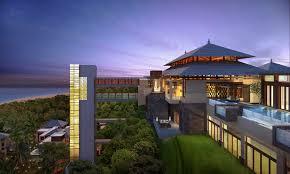 Ritz Carlton by Newly Opened Ritz Carlton Bali Showcases Watg Design Innovation