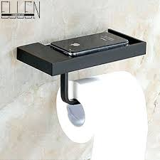 Decorative Toilet Paper Storage Decorative Toilet Paper Holder Luxury Single Post Brass Gold Rose