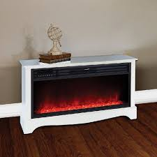 Electric Fireplace White Electric Fireplace White Cabinet Large Tall Heater Modern Living