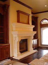 Fireplace Refacing Kits by Faux Space Wooden Mantels Mantel Ideas Decor Tile Shelf Diy Kits