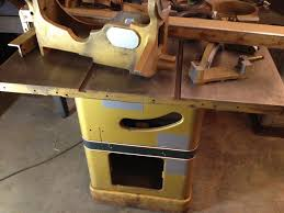 powermatic table saw parts restoration powermatic 66 table saw router forums