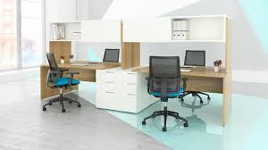 ensemble de bureau lacasse ensemble de 4 postes de travail mobilier de bureau droit