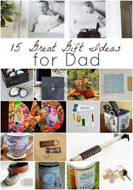 15 great gift ideas for dad