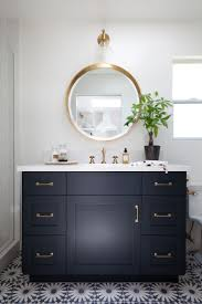 grey framed bathroom mirror vanity decoration