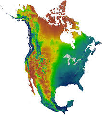 current and projected climate data for america cmip5