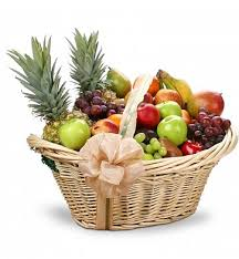 cheap fruit baskets sympathy fruit baskets by gifttree