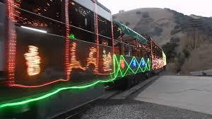 sunol train of lights holiday train of lights niles canyon railway brightside crossing
