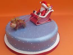 Where Can I Buy Christmas Cake Decorations Christmas Cake Decorations Free Delivery Christmas Cake