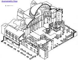 floor plan of hagia sophia two natures hagia sophia byzantine liturgical architecture