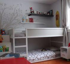 Ikea White Bunk Bed Mommo Design Ikea Kura 8 Stylish Hacks Baby Pinterest
