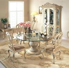 round glass top pedestal dining table round glass pedestal dining table round glass dining table x a a 42