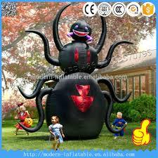 halloween yard inflatables halloween inflatable spider halloween inflatable spider suppliers