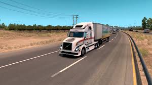 volvo american truck american truck simulator volvo vnl 670 youtube