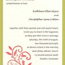 wedding invitation wording for already married wedding invitation sles to friends fresh anniversary invitation