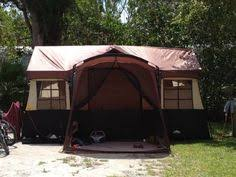 cabin tent embark 9 person cabin tent with screen porch 14 x15 opens in a
