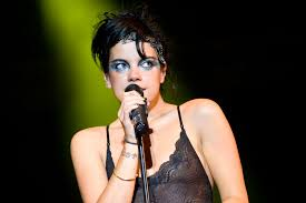 lily allen confirms herself for glastonbury 2014 nme